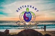 Restaurant La Tortuga logo