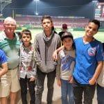 Baseball day trip